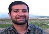 پیکر شهید مدافع حرم عشریه در زادگاهش تشییع میشود