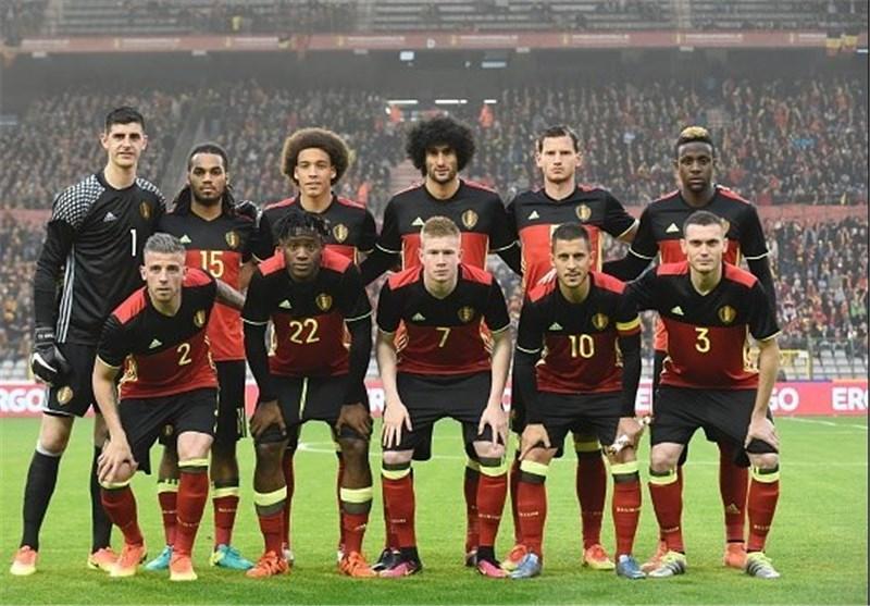تیم ملی بلژیک