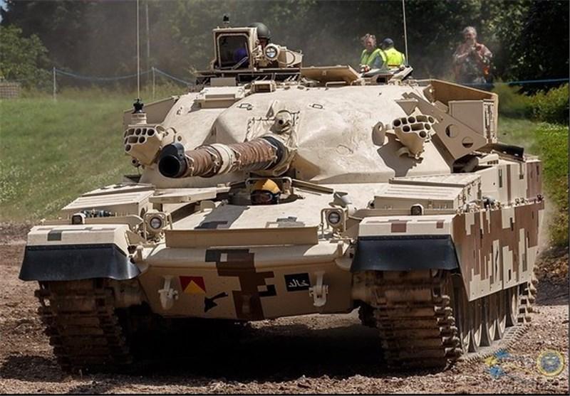 استقرار تجهیزات نظامی گسترده اردن در مرزهای سوریه