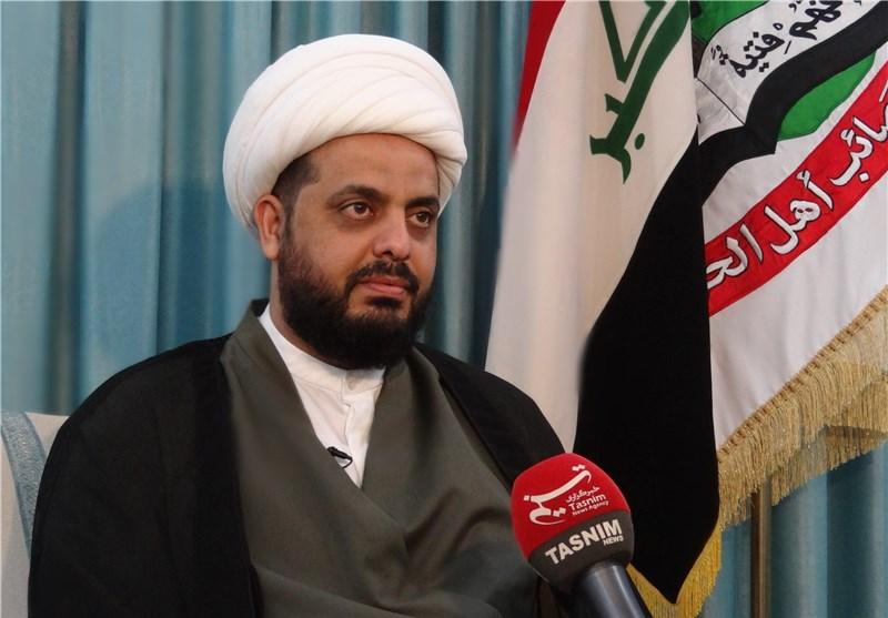 الشیخ الخزعلی: أکثر من تأذى من داعش هم السنة .. الفتنة الطائفیة إلى النهایة