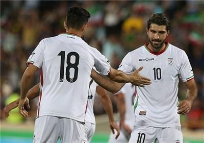 انصاریفرد: همیشه هر چه در توان داشتم برای تیم ملی گذاشتهام