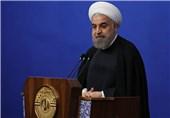 روحانی: الثورة الاسلامیة لجمیع المذاهب والقومیات الایرانیة