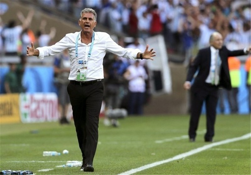 Iran Wants to Advance to World Cup for Second Time in Row: Carlos Queiroz