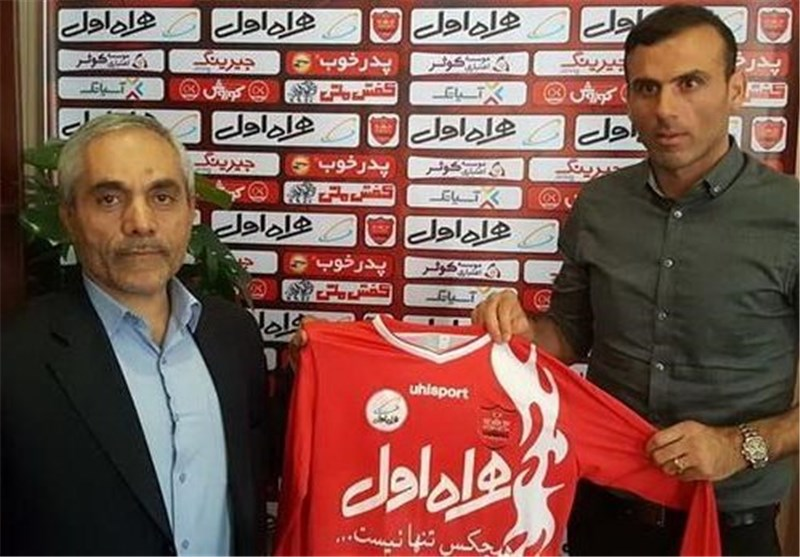 Iran's Persepolis Football Team Signs Jalal Hosseini