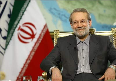لاریجانی به بلندقامتان ایران تبریک گفت