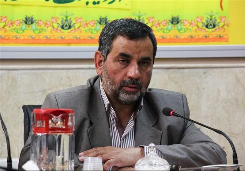 عباس اقبال فرماندار بهاباد