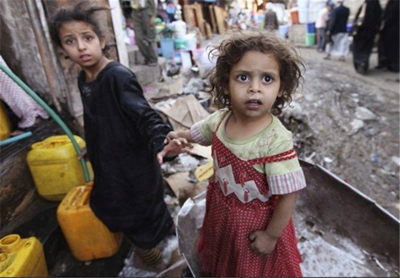 2.2 Million Yemen Children Acutely Malnourished: UN