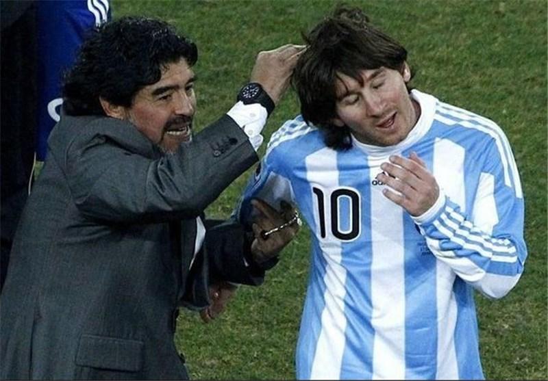 مارادونا: میخواهم دوباره سرمربی آرژانتین شوم/ تیم ملی دارد پرستیژش را از دست میدهد
