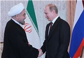 President Rouhani Offers Condolences to Putin over Deadly Plane Crash