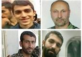 شهدای اخیر مقاومت، از دهه هفتادیها تا جانباز فاجعه منا که شهید مدافع حرم شد