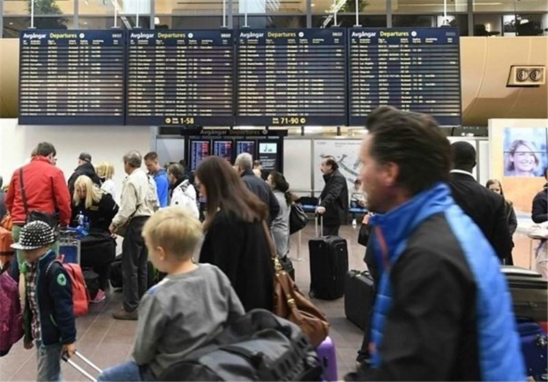 سرگردانی 20 هزار مسافر در پی اعتصاب خلبانان شرکت هواپیمایی اسکاندیناوی