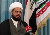"""الشیخ الخزعلی لـ """"تسنیم"""" (3) : مشروع انفصال کردستان العراق فشل فشلاً ذریعاً"""