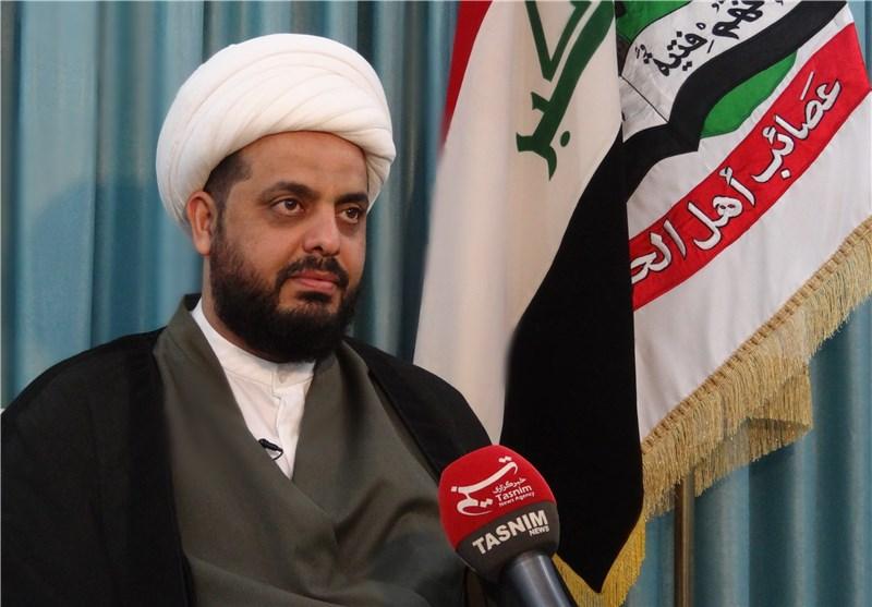 زعیم عصائب أهل الحق: لن نسمح للجیش الترکی بالمشارکة فی تحریر الموصل