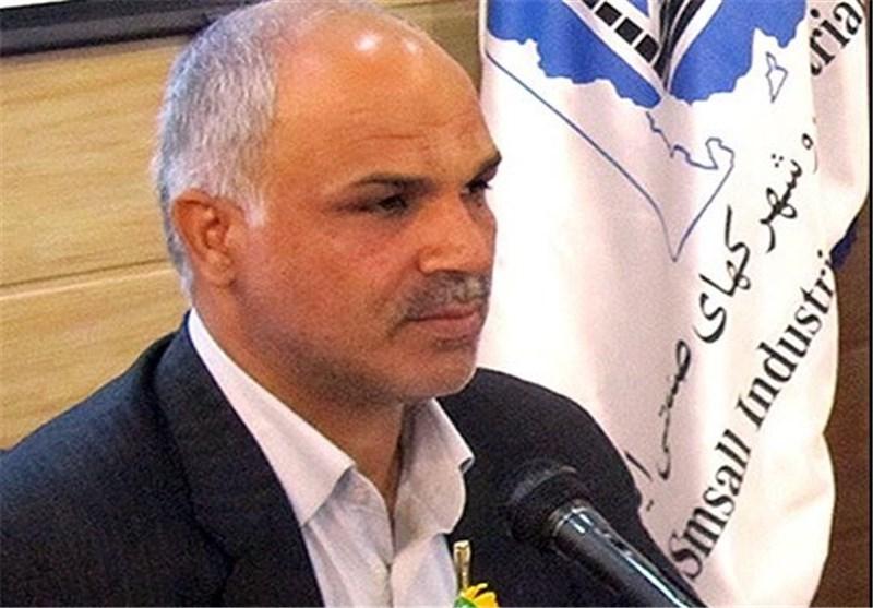 سیدمسعود عظیمی مدیرعامل شرکت شهرکهای صنعتی استان یزد