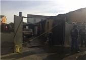 آتش در «کیپتاون» آفریقای جنوبی 8 قربانی گرفت