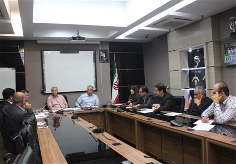اصلاحیه یک بند مصوبات هیئت رئیسه درباره اعضای کمیته اخلاق