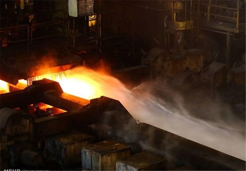 حمایت از توسعه صنعت فولاد یزد افزایش یابد