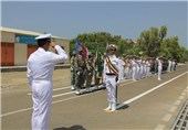 بازدید امیر سیاری از منطقه سوم نیروی دریایی ارتش