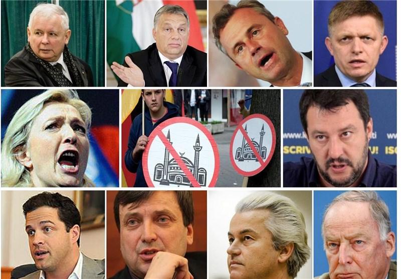 سیاستمداران اروپایی