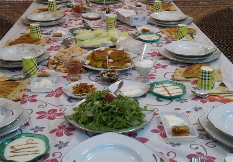 افطار اردبیل