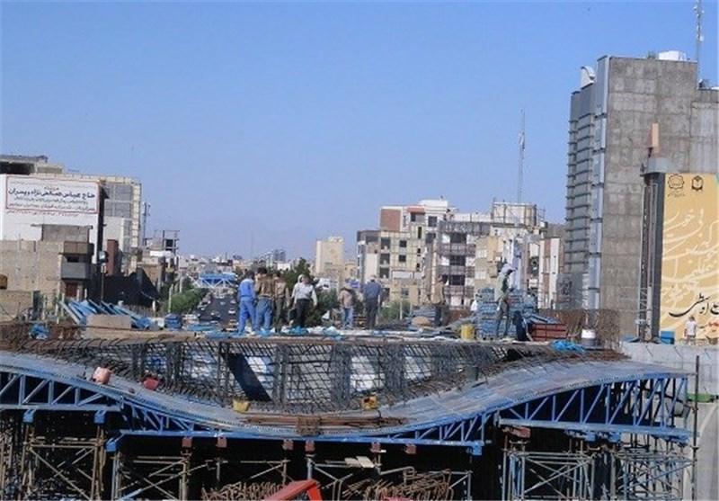 کرمانشاه | نیمی از حوادث کار در کارهای عمرانی رخ میدهد