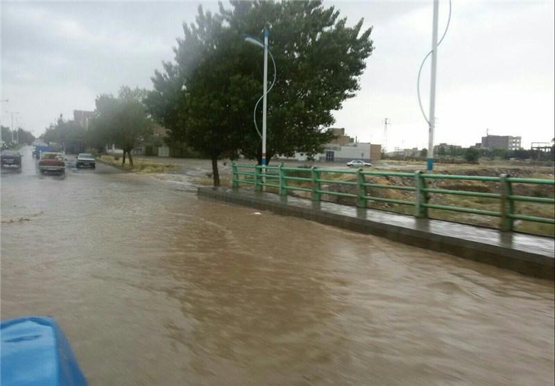 هواشناسی چهارمحال و بختیاری نسبت به آبگرفتگی معابر و طغیان رودخانهها هشدار داد