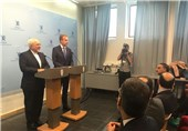Iran's Peace Plan Can Help Resolve Syrian Crisis: Zarif