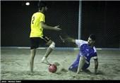 پیروزی پرگل تیم ملی فوتبال ساحلی برابر تایلند