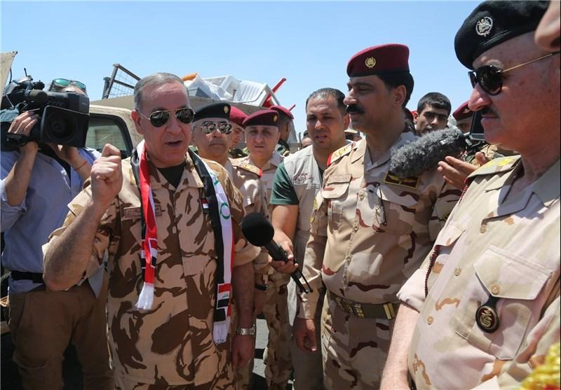 وزیر الدفاع العراقی یؤکد ان داعش منهار تماما