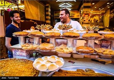 اسواق دمشق فی شهر رمضان المبارک