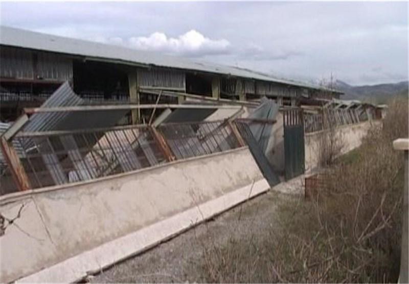 سایه سنگین رکود بر صنعت شهرستان دلفان/ تنها صنعت دلفان ۱۷ سال به خواب رفته است