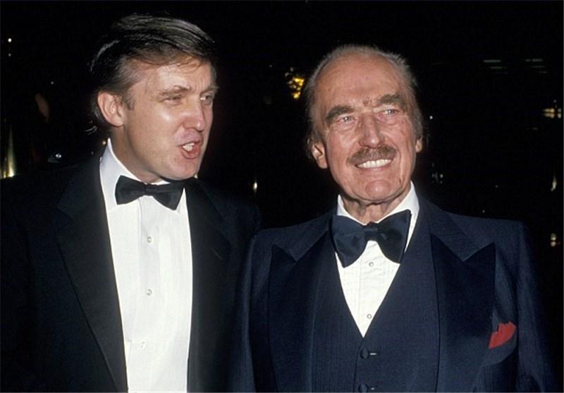 ترومپ و پدرش