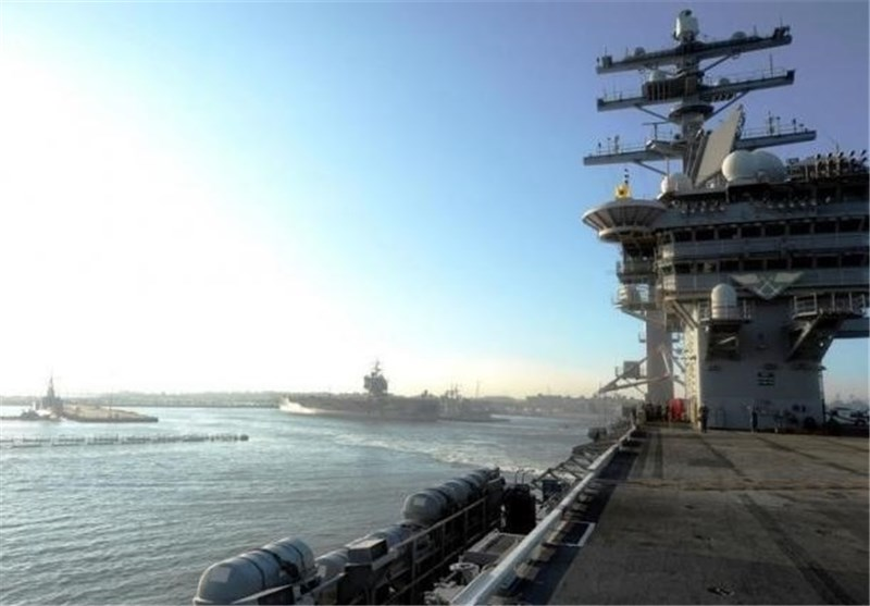 2nd US Aircraft Carrier Enters Mediterranean: US Navy