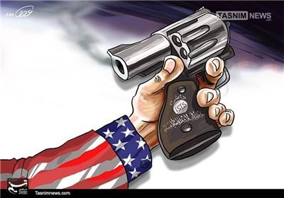 کاریکاتور/ حمله تروریستی در اورلاندوی آمریکا!