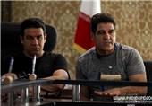 برگزاری جلسه هیئت مدیره باشگاه پدیده با حضور مهاجری
