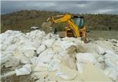 5000 تن برنج آلوده با وجود فشارها توسط دانشگاه علوم پزشکی کرمانشاه امحاء شد