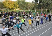برگزاری دهها همایش ورزش همگانی به مناسبت هفته تربیت بدنی در سطح استان تهران