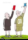 کاریکاتور/ سلفی با داور!!