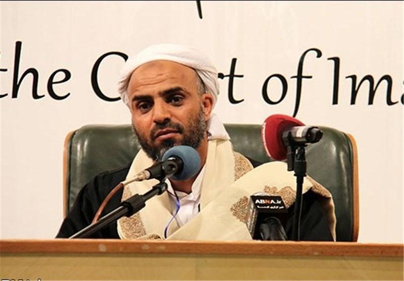 سید شمسالدین شرفالدین رئیس اتحاد علمای یمن