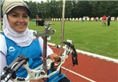 عباسپور با کسب مدال برنز، پارالمپیکی شد