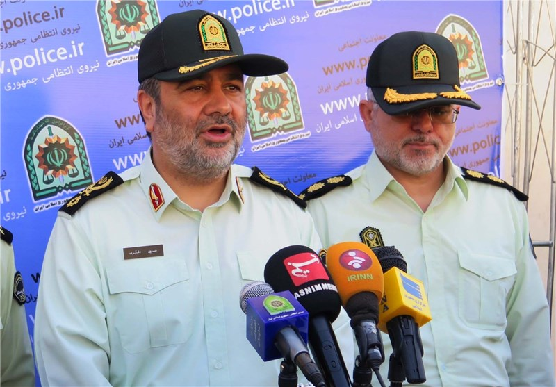 Iran's Police Chief: Attack on Border Guards Will Not Go Unanswered
