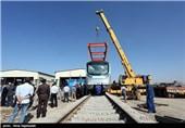 مشهد  50 واگن خط 2 قطارشهری از گمرگ ترخیص شد