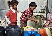Siyonist İsrail Rejimi Filistin Halkının Suyunu Kesti