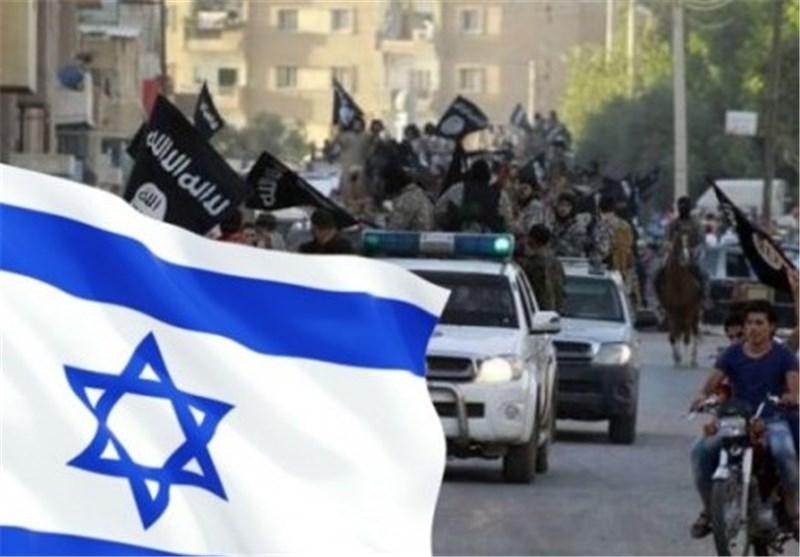 داعش اسرائیل