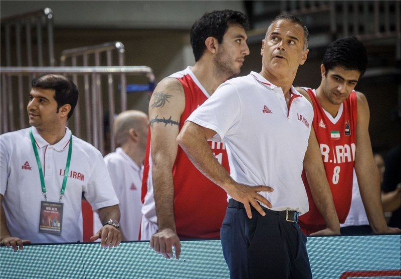 Iran Basketball Coach Bauermann: We Have Super Young Team