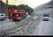 آزاد راه تهران - شمال 20 سال بعد از کلنگ زنی
