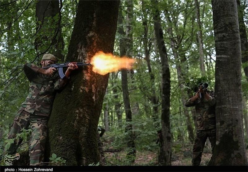 İran Ordu İstihbaratı, Gücünü Ortaya Koydu