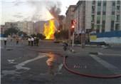 شاهدان عینی انفجار امروز تهران: مردم سراسیمه به خیابان ریخته بودند + فیلم