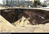 جسد کارگرمفقود شده در محل انفجار شهران تا این لحظه کشف نشده است
