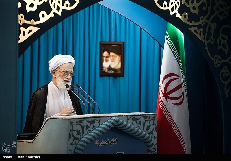 خطیب جمعة طهران: الثالوث السعودی الصهیونی الامریکی یقف ضد الاسلام